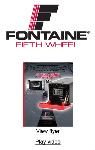 Fontaine Fifth Wheel Heavy Duty And Weight Savings No